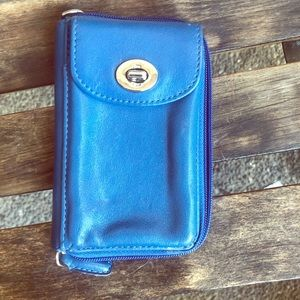 Coach small phone holder/wallet